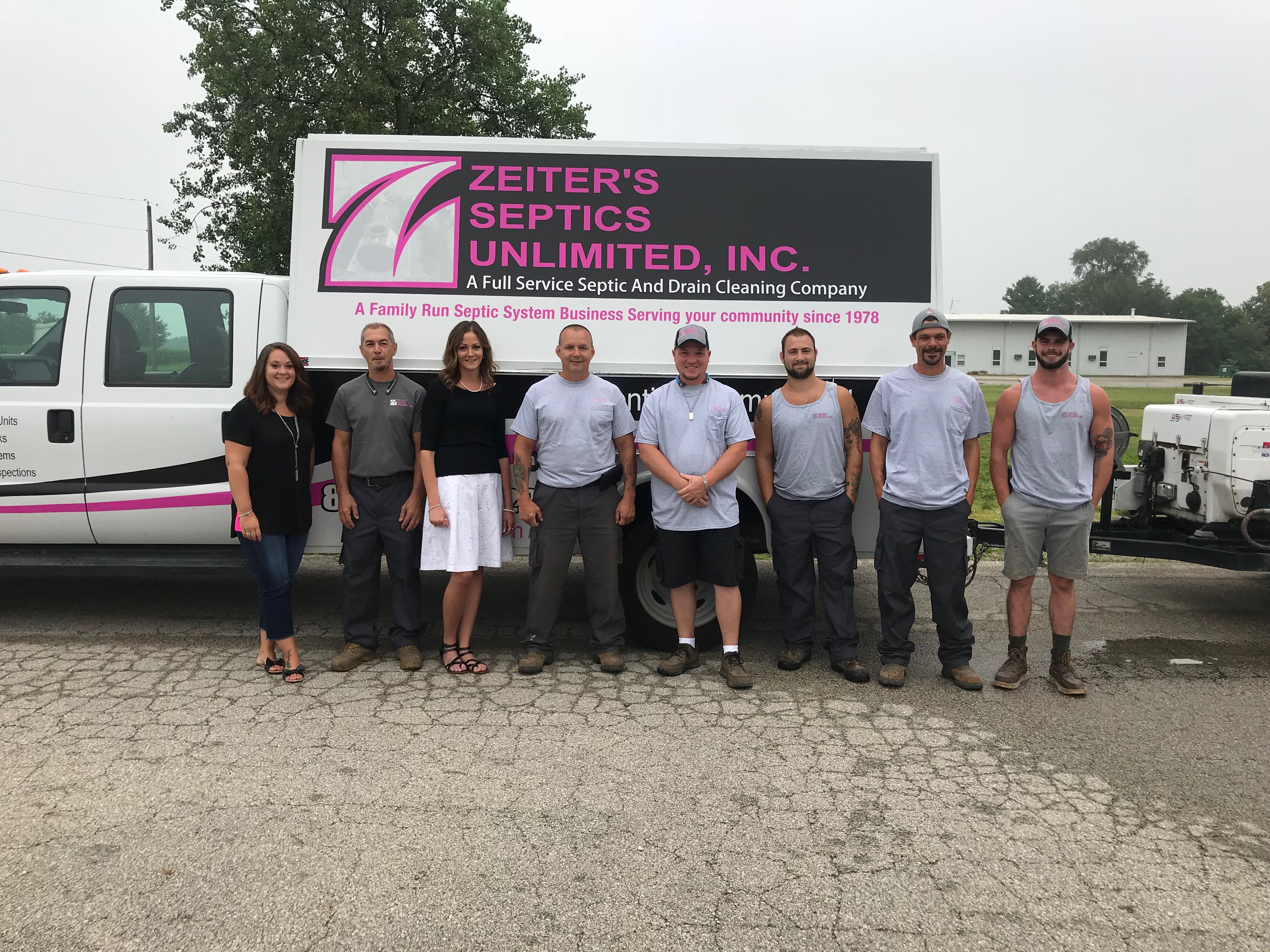 Septic Systems ☆ Zeiter's Septics Unlimited Inc
